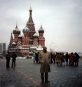 Moscow Red Square 1988