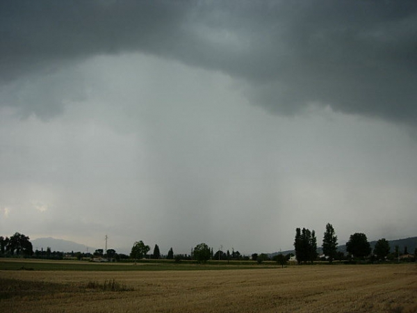 Temporale con virga